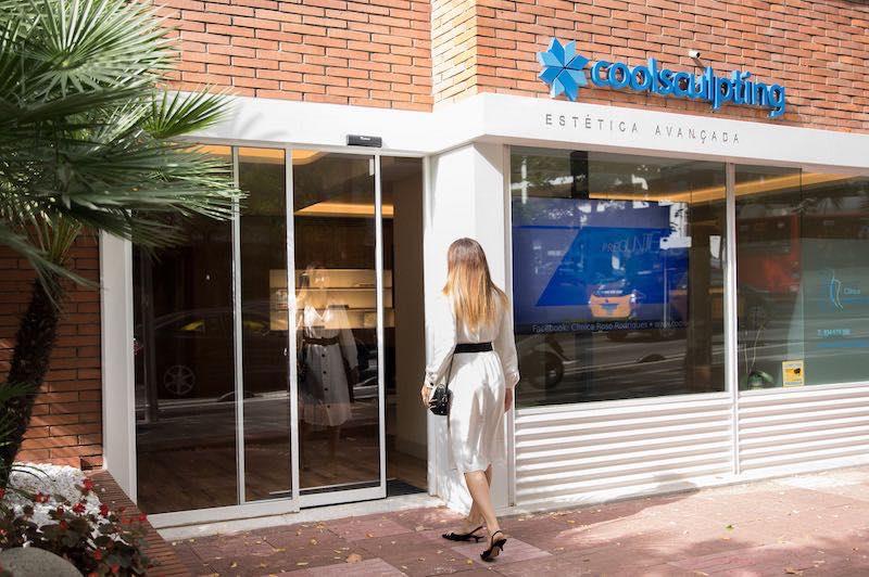 Entrada a Coolsculpting Barcelona