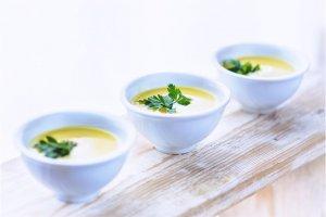 Cremas y Sopas Recetas Saludables