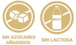 Sin azucar sin lactosa