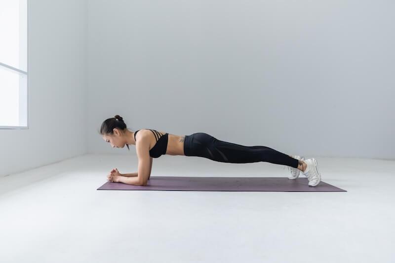 ejercicio abdomen